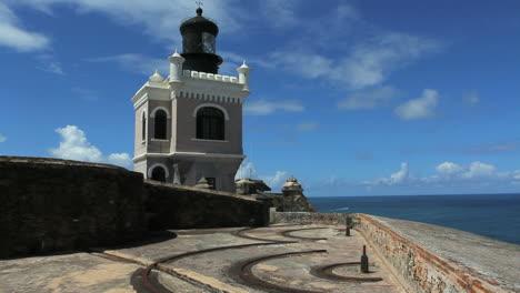 Puerto-Rico-San-Juan-El-Morro-lighthouse