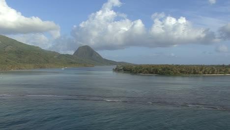 Huahine-reef
