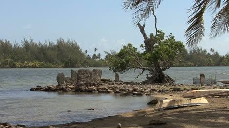 Huahine-sacred-stones-and-boats