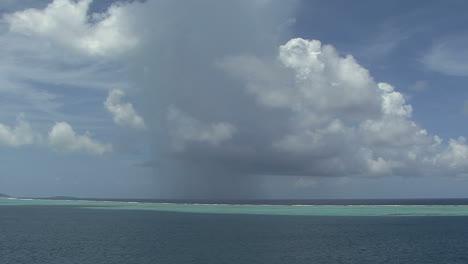 Raiatea-time-lapse-rain-on-the-reef
