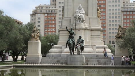 Madrid-Cervantes-monument-6