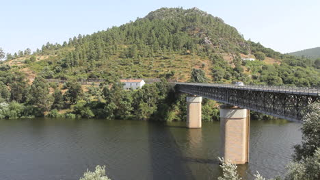 Tajo-River-bridge-in-Portugal