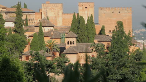 Granada-Alhambra-walls