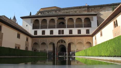 Alhambra-palace-pool