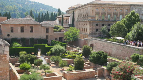 Alhambra-grounds