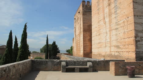 Spain-Andalucia-Alhambra-tall-rose-colored-walls-9