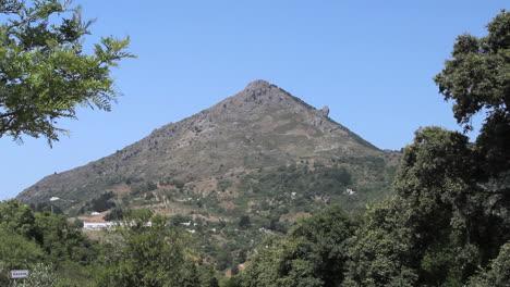 Andalusia-Gaucin-road