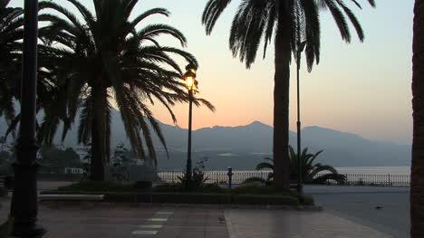 Spain-Nerja-esplanade-and-pastel-sky-9a