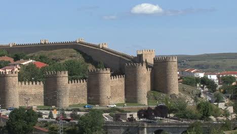 Avila-Spain-corner-of-walls