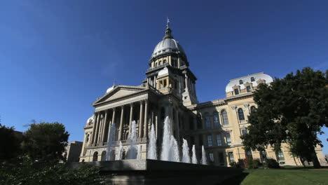 Illinois-Statehouse-Springfield-Fountain-Jugando