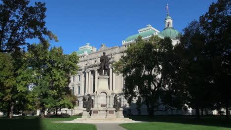Indiana-Statehouse-Indianápolis