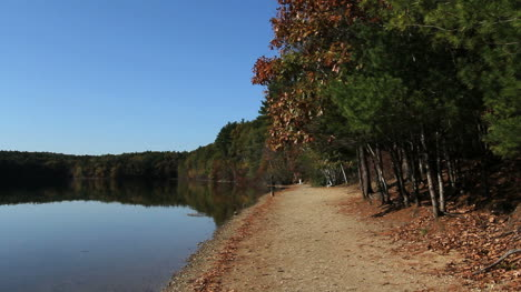 Massachusetts-Walden-Pond-long-beach