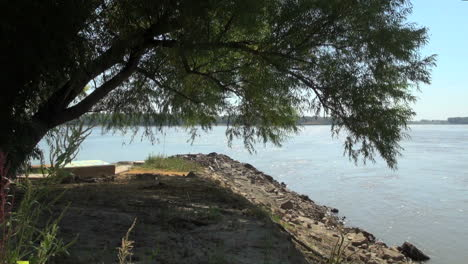 Missouri-&-Mississippi-confluence-with-tree