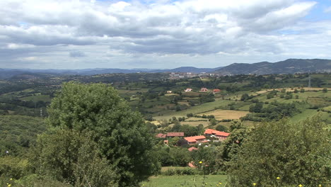Spain-Asturias-countryside-red-tile-village-1-c