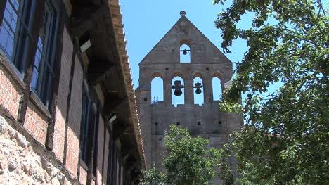 Spain-Aragon-Sos-de-Rey-Catolico-church-bells