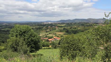 Spain-Asturias-countryside-red-tile-village-3-c