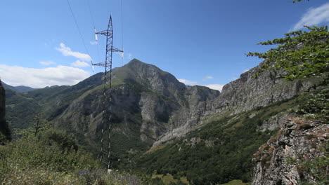 Spain-Cantabrians-pencil-shape-power-line-1-c