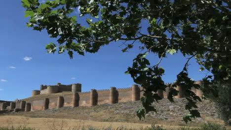 Spain-Castile-Berlanga-de-Duero-castle-1