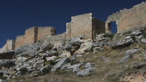 Spain-Castile-Gormaz-castle-boulders-1