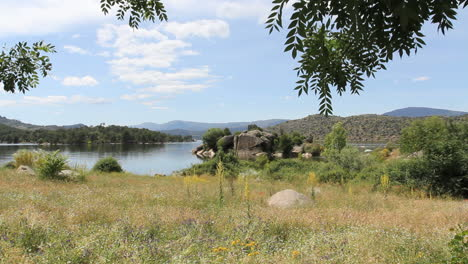 Spain-Castile-Valle-de-Iruelas-lake