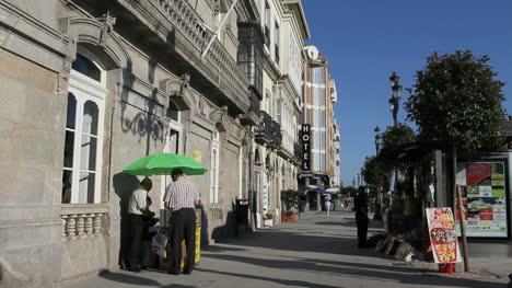 Spain-Galicia-Baiona-street-1
