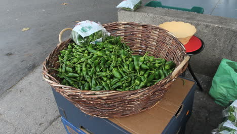 Spain-Galicia-Padron-peppers