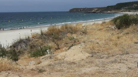 Spain-Galicia-Playa-Pregueira-dune-buoys-cove-2