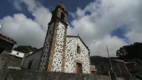 Spain-Galicia-San-Andres-de-Teixido-church-timelapse-3