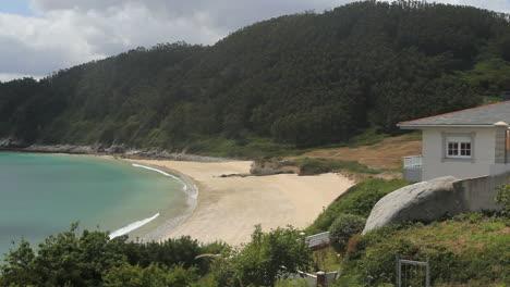 Spain-Galicia-beach