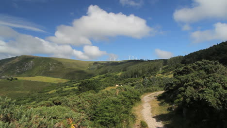 Spain-Galicia-north-coast-windmills