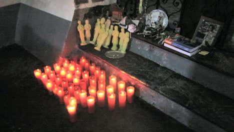 Spain-Galicia-San-Andres-de-Teixido-candles