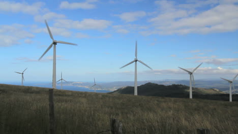 Spain-Galicia-windmills-north-coast