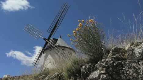 Spain-La-Mancha-windmills-Consuegra-timelapse-7