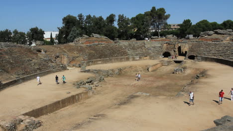 Spain-Merida-Roman-amphitheater
