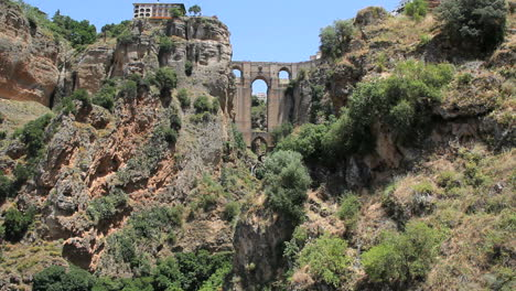 Spain-Andalucia-Ronda-bridge-from-distance