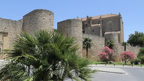 Spain-Andalucia-Ronda-Almocabar-gate