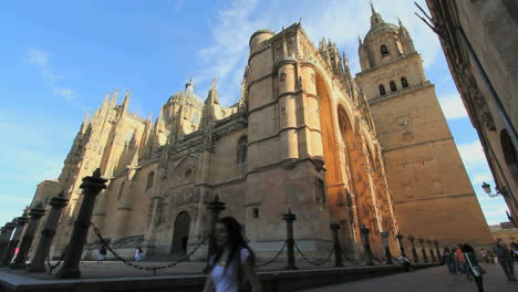 Salamanca-cathedral-wide-angle