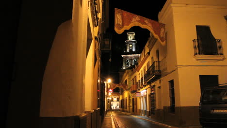 Spain-Andalucia-Carmona-street-at-night-2