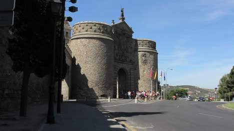 Toledo-Puerto-Nueva-De-Bisagra-Gate