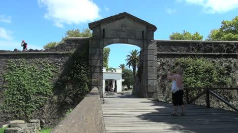 Uruguay-Colonia-Del-Sacramento-Gate