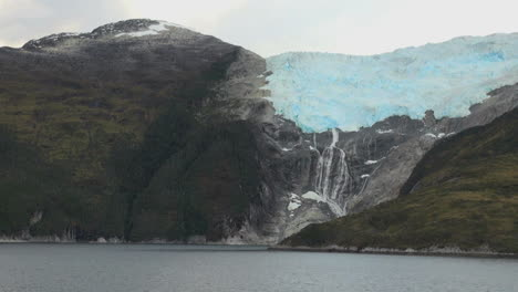 Patagonia-Beagle-Channel-Glacier-Alley-waterfall