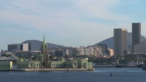 Rio-harbor-buildings-down-town