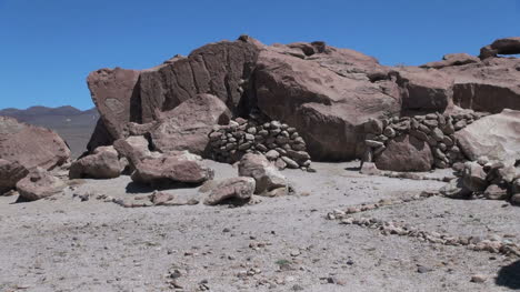Chile-Atacama-piled-rocks-at-archeological-site-5