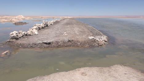 Chile-Atacama-Laguna-Chaxa-flat-mud-bank-and-inlet-11