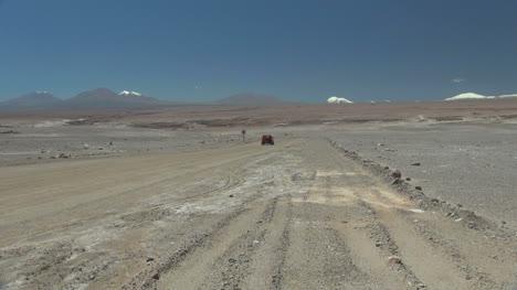 Atacama-salar-road-with-car