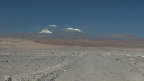 Atacama-salar-road-in-the-desert