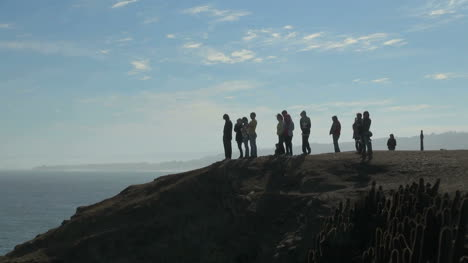 Chile-People-at-Punta-Lobos
