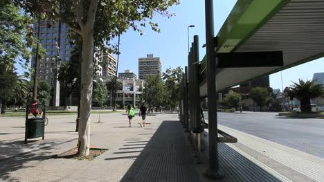 Parada-De-Bus-Santiago