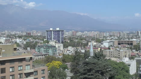 Santiago-city-view-from-above