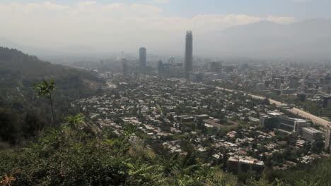 Santiago-Vista-De-La-Parte-Nueva-De-La-Ciudad-